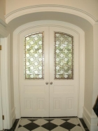 Bespoke Joinery and Stained Glass