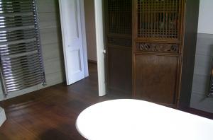 Wood Floors In Bathrooms