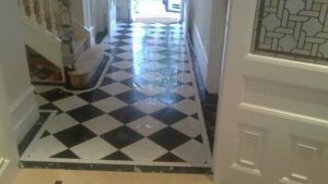 Bespoke Marble floors