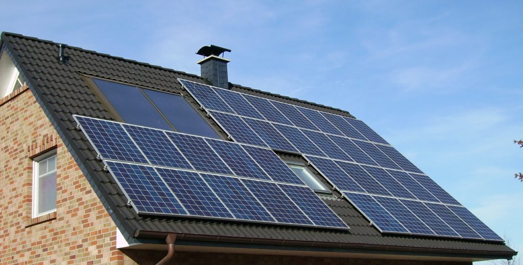 Solar Panels & Renewable Energy